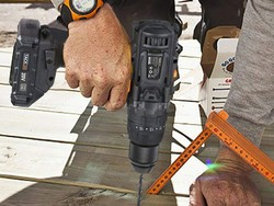 Save on home improvement projects using this discounted Tacklife Cordless Drill Set