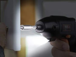 Tacklife's discounted electric screwdriver can help you finish your projects