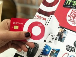 If you have a Target REDcard, you get early Black Friday access