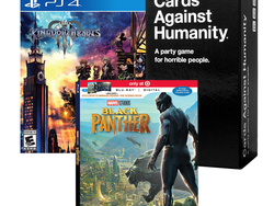 Mix and match with buy 2, get 1 free video games, board games, books, and movies at Target