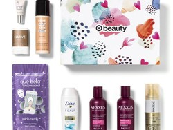 Give yourself a gift with Target's February Beauty Box for $7 or less shipped