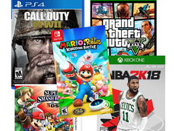 Target's offering 50% off games with purchase of another at full price