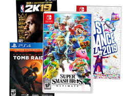Save 30% on select current video games when you pre-order another at Target