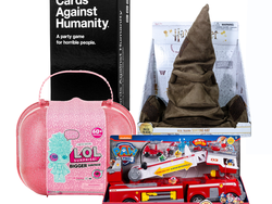 There's just one day to save 20% on toys, board games, kids' clothing, and more at Target