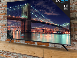 Stream all your favorite channels with TCL's newest 55-inch 4K HDR Roku TV for $585