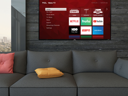 Get that big screen you've always wanted with TCL's 75-inch 4K UHD Roku TV now down to $999