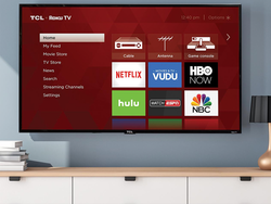 Steam Netflix, Hulu, and more right from this $130 TCL 32-inch Roku TV