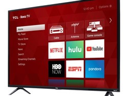 Get Roku built right in and save $72 with TCL's 49-inch 1080p smart TV