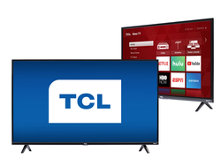 Treat your home to a TCL 4K UHD Smart TV for as low as $260 today only