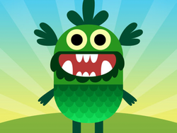 Make learning fun with the free 'Teach Your Monster to Read' app for iOS and Android