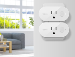 This two-pack of Teckin Mini Smart Plugs is down to $18