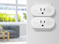 Ease into home automation with this $34 four-pack of Teckin Mini Smart Plugs
