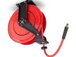 This all-steel Air Hose Reel by Tekton is nearly $60 off right now