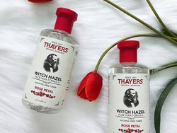 Soothe your skin with a bottle of Thayers Rose Petal Witch Hazel Toner for $7 shipped