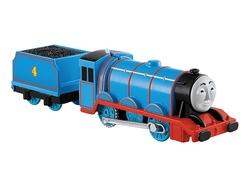 Add this Motorized Gordon Engine to your Thomas & Friends TrackMaster set for $11