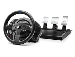 Save $100 on the Thrustmaster T300 RS GT Racing Wheel for PlayStation 4 and PC
