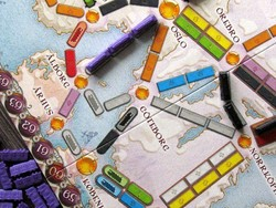 Ticket To Ride: Nordic Countries is down to $25 right now