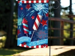 Add personality to your home and garden with savings on Toland seasonal doormats & flags