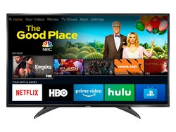 Catch up on your favorite shows with $100 off the Toshiba 49-inch 1080p Fire TV Edition