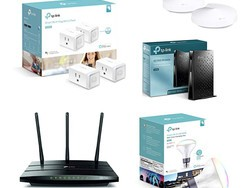 This one-day sale has up to 60% off TP-Link's Wi-Fi routers, smart plugs, and more