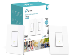 Replace the light switches in your home with the $90 TP-Link Smart Switch Kit