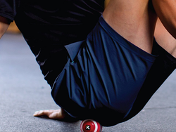 Work out your tension with the $14 TriggerPoint Extra-Firm Massage Ball