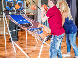 Sink some shots with the Double Shootout Basketball Game at more than $60 off