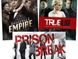 Add these three complete TV series to your Blu-ray collection for $50 each