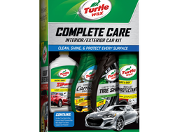 Keep your vehicle looking pristine with the Turtle Wax Complete Car Care Kit on sale for $10