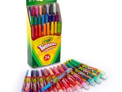 Add these kid-friendly Crayola Mini Twistables Crayons to your Amazon order for $2