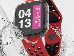 Find a new look for your Fitbit Versa with one of these silicone bands on sale for $3