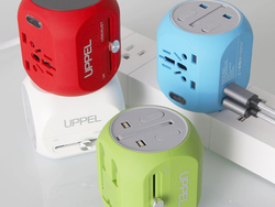 Stay charged up in any country with this discounted Travel USB Wall Adapter for only $11