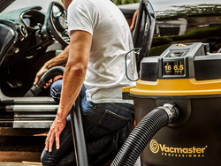 Prepare for spring cleaning with the Vacmaster Professional Wet/Dry Vac at a new low price