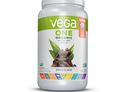 Level up your supplements by saving on Vega One Organic All-in-One protein powder