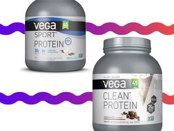 Save up to 30% on Vega protein powders today only