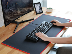 Spruce up your desk with this massive mouse pad at 50% off