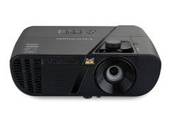 Immerse yourself in up to 300 inches of video using ViewSonic's $400 projector