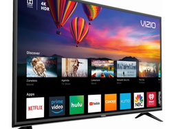Get a bonus $150 gift card with this $440 Vizio 50-inch 4K HDR Smart TV