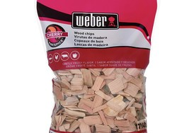 Add some extra flavor to your barbecued meats with these discounted cherry wood chips