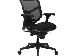 Take a seat in WorkPro's Quantum 9000 Ergonomic Office Chair for $54