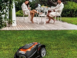 Let this $599 robotic lawn mower take care of your lawn while you relax