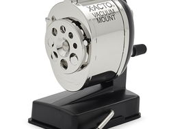 X-Acto's vacuum-mounted Pencil Sharpener is down to $13 today