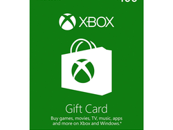 Add to your digital game library with this $100 Xbox gift card for $90