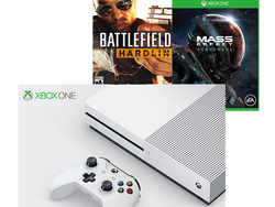 This $190 Xbox One S bundle includes Battlefield Hardline and Mass Effect Andromeda