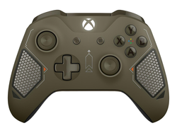 Pick up this Combat Tech Special Edition Xbox Wireless Controller for $50 today