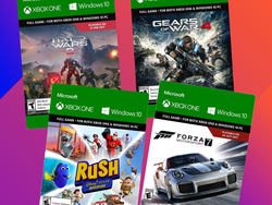 Various Xbox One games are available at all time low prices via Amazon