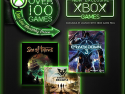 Stream over 100 games to your Xbox One with three months of Xbox Game Pass for $10