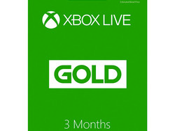 Add 3 months of Xbox Live to your account for just $10