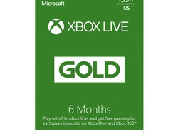Grab six months of Xbox Live for just $20 right now