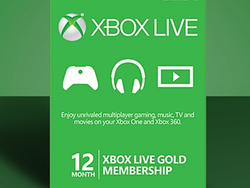 Extend your Xbox Live Gold membership for $43 per year today only!